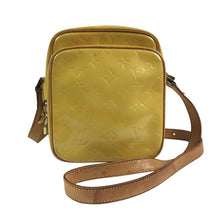 Louis Vuitton Vernis Monogram Crossbody Shoulder Bag