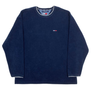 Vintage Tommy Hilfiger Fleece Crewneck