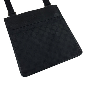 Gucci Monogram Crossbody Shoulder Bag