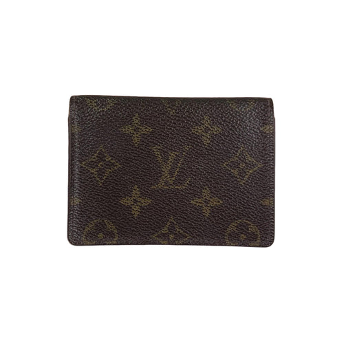 Louis Vuitton Monogram Card Holder Wallet