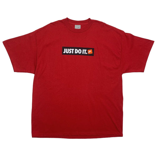 Vintage Nike Just Do It Graphic Tee