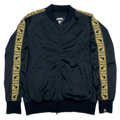 A Bathing Ape Bapesta Classical Track Jacket