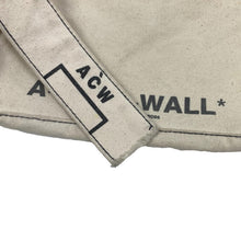 A Cold Wall Utility Shoulder Bag