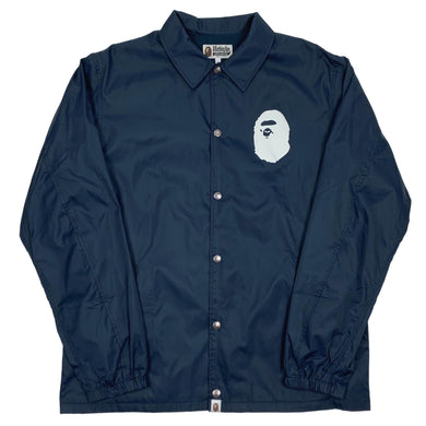 A Bathing Ape Logo Jacket