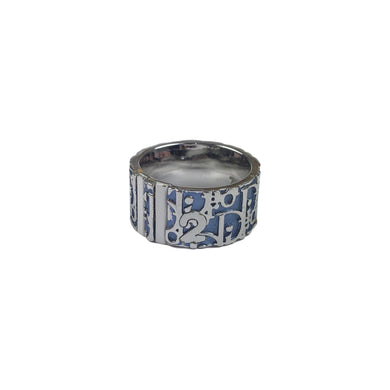 Christian Dior Trotter Ring, Blue