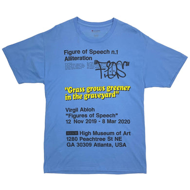 Virgil Abloh Figures Of Speech Tee