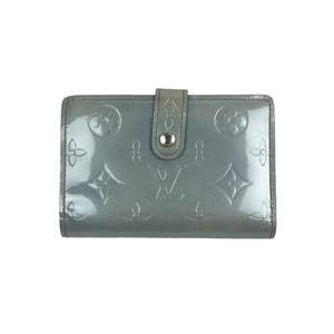 Louis Vuitton Vernis Leather Viennois Wallet, Lavender