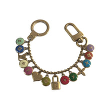 Louis Vuitton Porte Cles Pastille Bag Charm / Key Chain