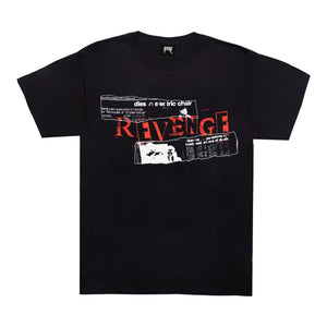 Revenge Black Bundy Tee