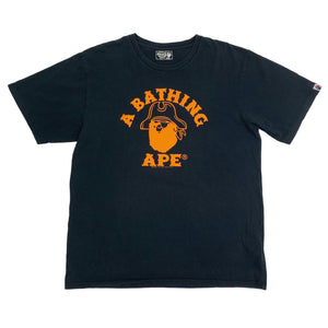 A Bathing Ape Pirate College Tee