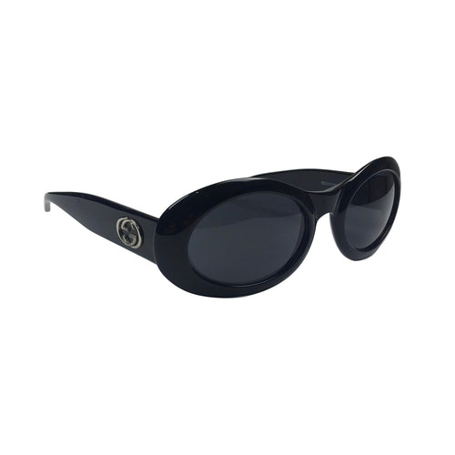 Gucci Oval Sunglasses