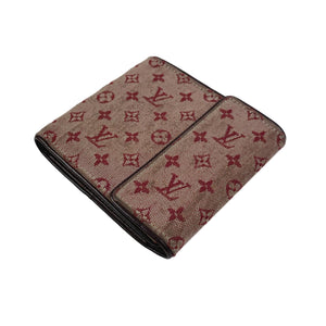 Louis Vuitton Mini Lin Monogram Wallet