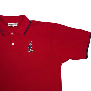 Vintage 1995 Looney Tunes Golf Polo