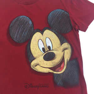 Disneyland HongKong Mickey Mouse Graphic Tee