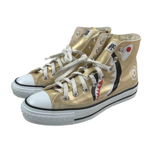 Bape Apesta Shark High Top Sneakers