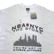 Deadstock NBA NYC The Store Tee