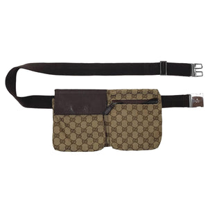 Gucci GG Monogram Waist / Crossbody Bag