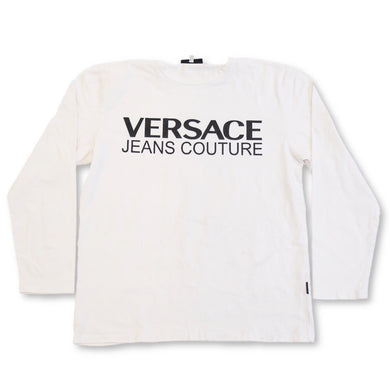 Versace Jeans Couture Spellout Longsleeve
