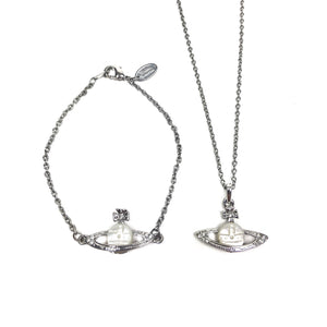 Vivienne Westwood Necklace and Bracelet Set