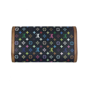 Louis Vuitton Multicolour Monogram International Long Wallet