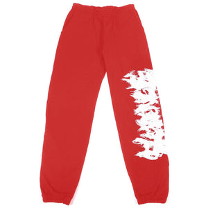 Revenge Red Bat Sweatpants