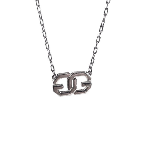 Vintage Givenchy Silver Necklace