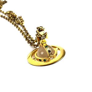 Vivienne Westwood Gold Orb Chain