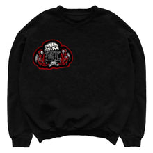Warren Lotas Chenille Patch Crewneck Black