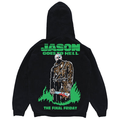 Warren Lotas Jason Goes to Hell Alt Hoodie