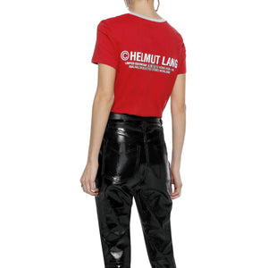 Helmut Lang Womens Taxi Tee Limited Edition