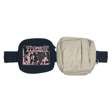 Raf Simons x Eastpak Stoned America Crossbody Bag
