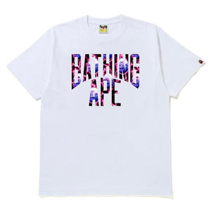 A Bathing Ape Lightning NYC Logo Tee