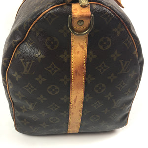 Louis Vuitton Keepall 55 Bag