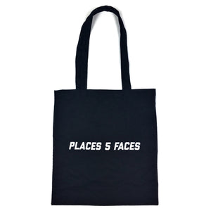 Places + Faces 5 Year Anniversary Tote Bag