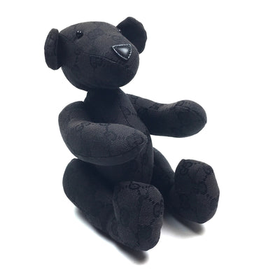 Gucci Monogram Teddy Bear