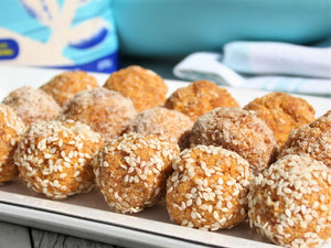 Lupin Protein Power Balls