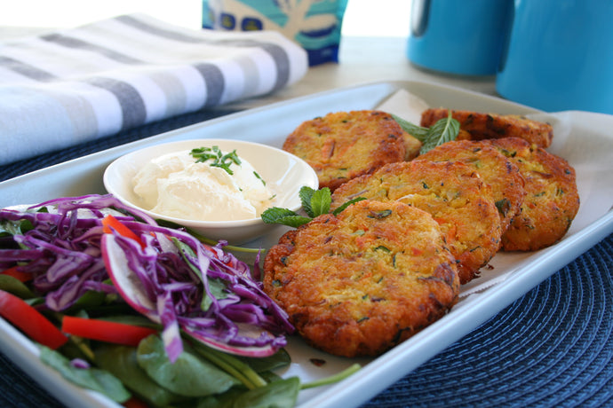 Lupin Veggie Patties