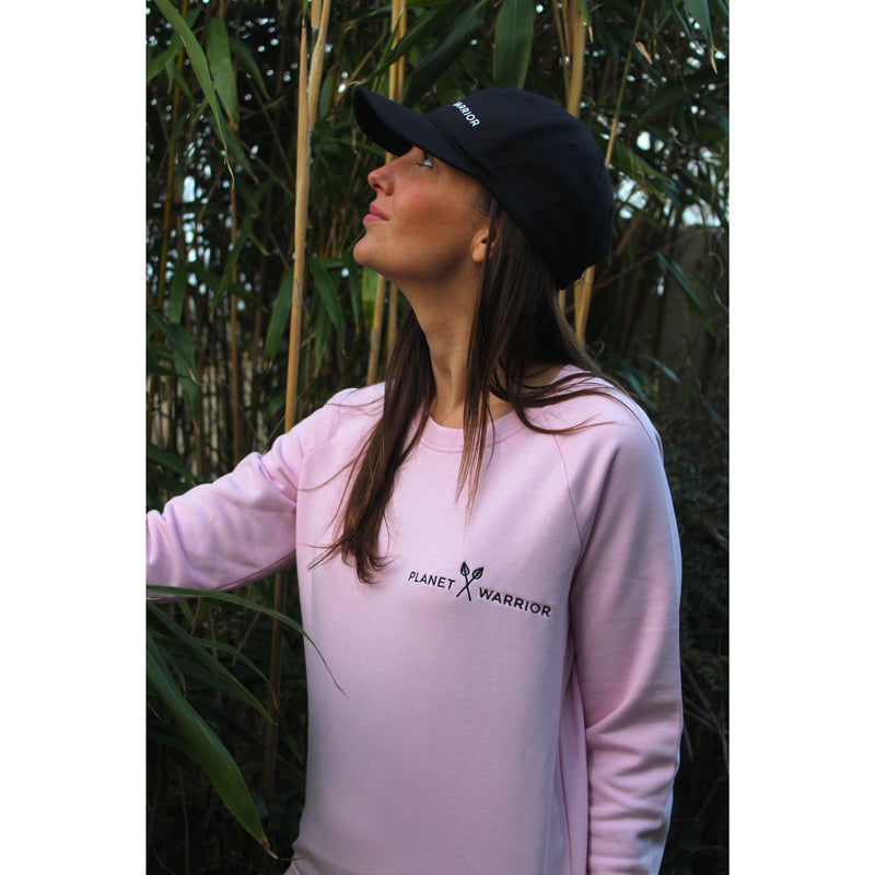 Yoga Sweatshirt - Eco Jumpers made from organic cotton and recycled plastic