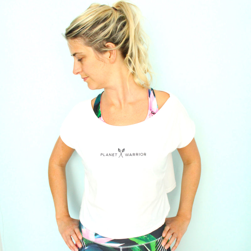 Eco White T-shirt