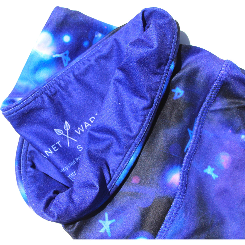 Star Recycled Plastic Leggings