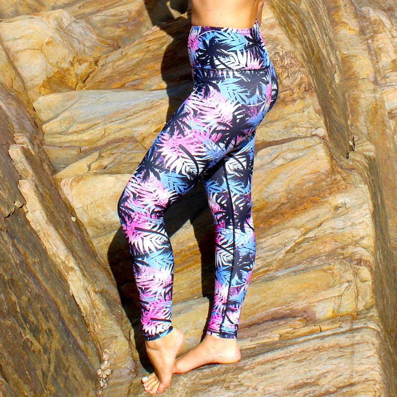 Palm Recycled Plastic Leggings