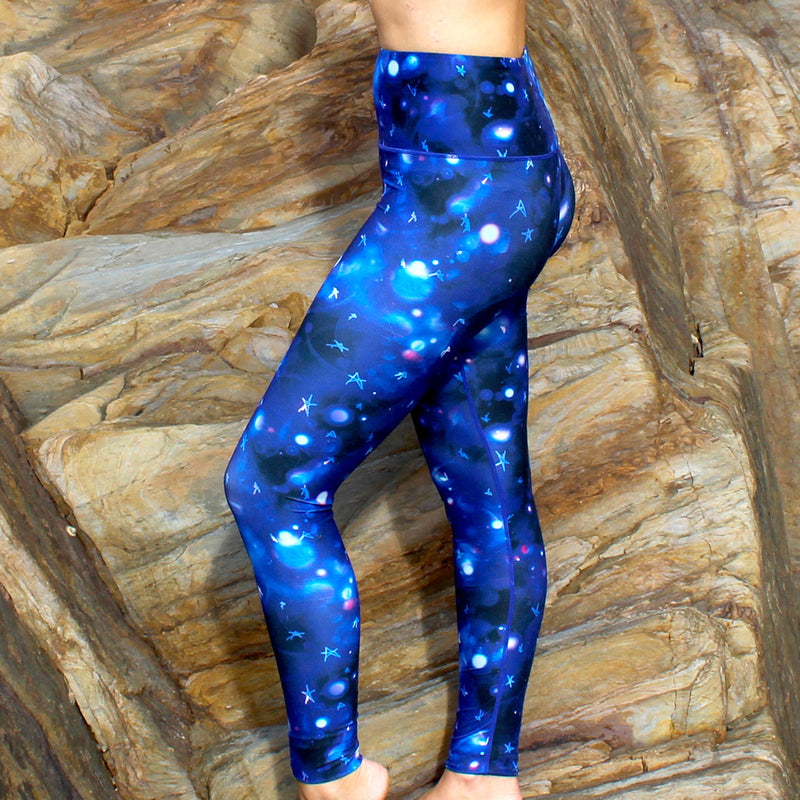 Star Leggings - Recycled Plastic Eco Yoga Leggings