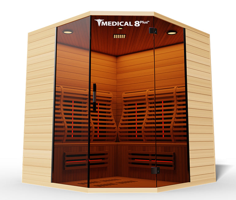 Full Spectrum Medical Sauna 8 Plus™
