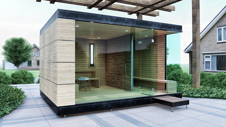 Custom Medical Saunas™