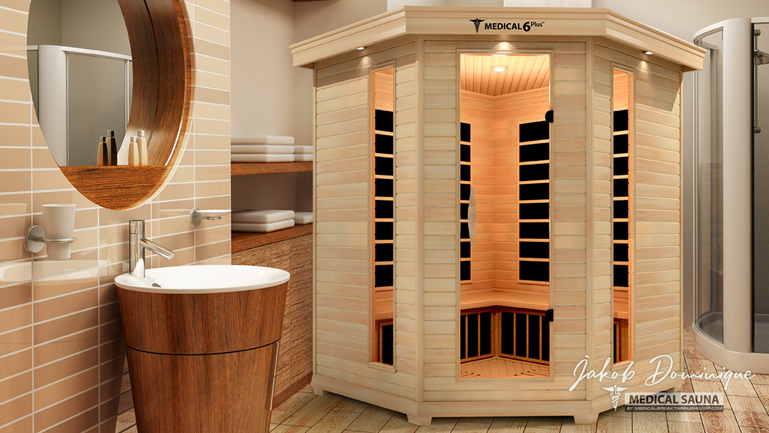 Medical Sauna 6 Plus™
