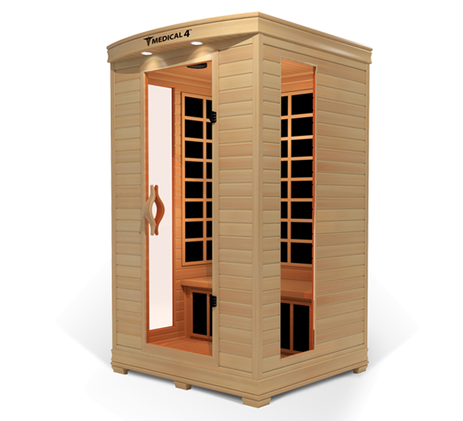Medical Sauna 4™ - Bella Saunas