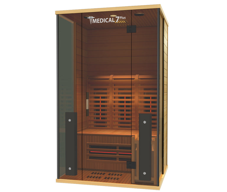Hybrid Medical Sauna 7™ - Bella Saunas