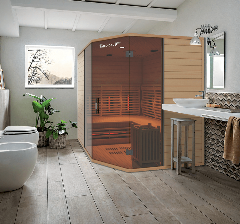 Hybrid Medical Sauna 9 Plus™ - Bella Saunas