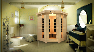 Medical Sauna 6 Plus™ - Bella Saunas