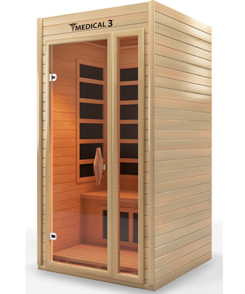 Medical Sauna 3™ - Bella Saunas